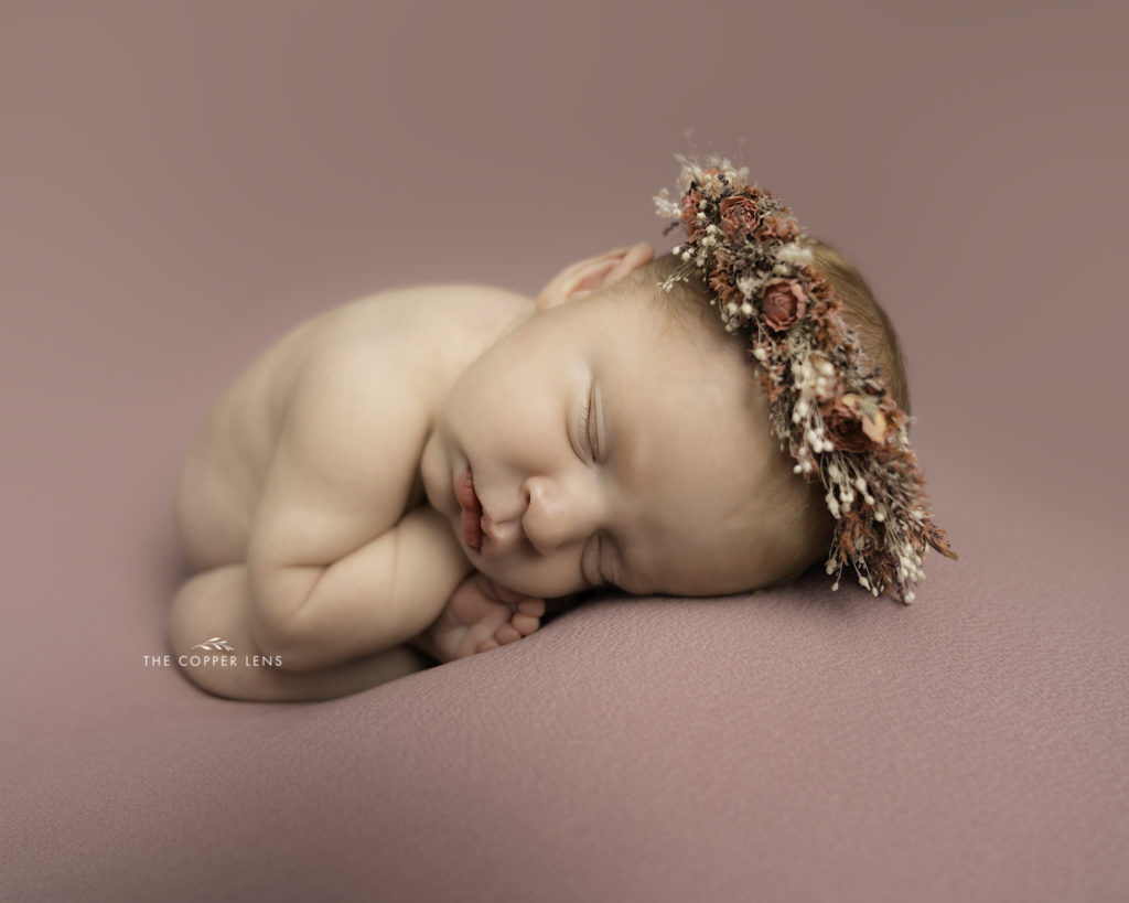 newborn swansea photographer