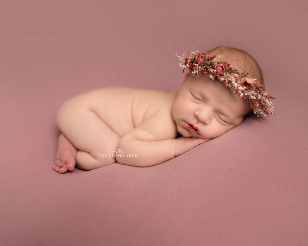 swansea newborn baby photographer